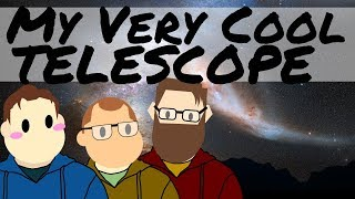 Download My Very Cool Telescope | MBMBaM Animation Video