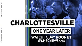 Download Charlottesville: One Year Later | NBC News Video