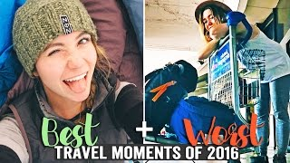 Download BEST and WORST Travel Moments of 2016 Video