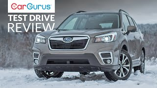 Download 2019 Subaru Forester | CarGurus Test Drive Review Video