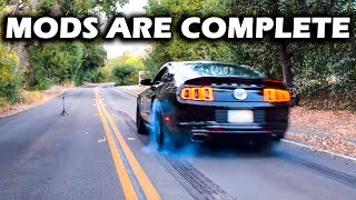 Download Picking Up My SHELBY GT500 SUPER SNAKE (Walk-around, revs, & more) Video