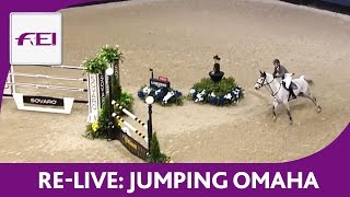 Download Re-Live | International Omaha Jumping Grand Prix Competition | Omaha World Cup 2017 Video