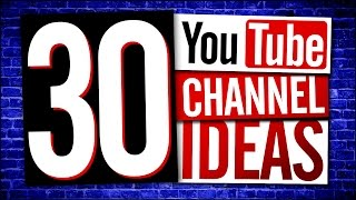 Download YouTube Channel Ideas Video