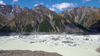 Download Aoraki Mount Cook National Park, New Zealand in 4K Ultra HD Video