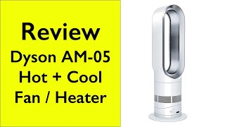 Download Review Dyson Hot + Cool fan heater Video