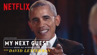 Download Why Obama ″Stays in the Pocket″ with His Dad Moves | My Next Guest Needs No Introduction | Netflix Video