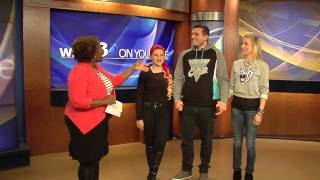 Download CHARLOTTE INSIDER EXTRA w Jessiemae Peluso, Carly Aquilino and Chris Distefano Video