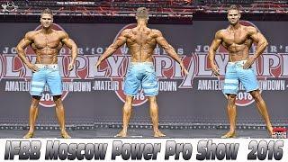 Download Денис Гусев на турнире ″IFBB Moscow Power Pro Show 2016″. Video