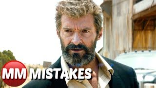 Download 10 Logan Movie Mistakes You Didn't See | Logan Movie Video