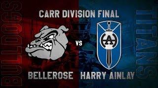 Download Bellerose Bulldogs vs. Harry Ainlay Titans - METRO ATHLETICS: CARR FINALS Video