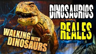 Download DINOSAURIOS REALES EN ESPAÑA!! - Caminando entre dinosaurios El Espectaculo en Vivo Video
