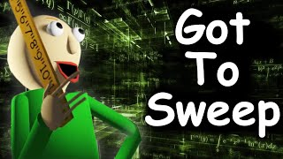 Download [SFM Baldi] Got To Sweep (Baldi's Basics in Education And Learning Song) Video