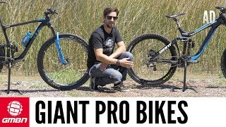 Download Pro Bike Checks With The Giant Factory Off Road Team | Sea Otter Classic 2018 Video