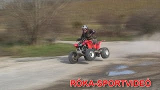 Download Honda trx 400 ex-el Csapatás Video
