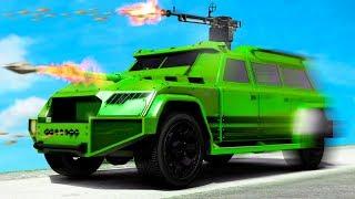Download NEW $2.000.000 INDESTRUCTIBLE BATTLE TRUCK! (GTA 5 DLC) Video