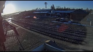 Download Flagstaff, Arizona USA - Virtual Railfan Live Video
