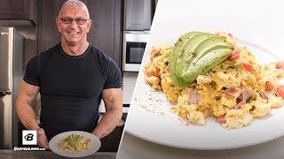Download Chef Robert Irvine's Healthy Egg Recipes 3 Ways Video