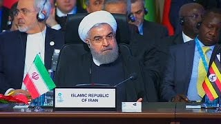 Download Iran criticised by leaders of Muslim nations at Istanbul summit Video