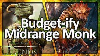 Download (TES: Legends) Budget-ify #10: Midrange Monk Video