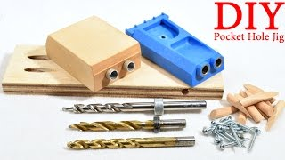 Download DIY Pocket Hole Jig Video
