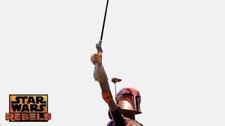 Download Mandalorian Civil War: Champion | Part 3 of 3 | Star Wars Rebels | Disney XD Video