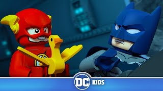 Download LEGO Justice League Cosmic Clash | Lost In Time | DC Kids Video