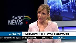 Download Tendai Biti on Zimbabwe after Mugabe Video