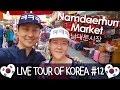 Download Exploring Namdaemun Market 남대문시장 구경하기 - LIVE TOUR OF KOREA #12 Video