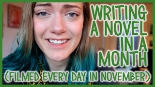 Download Writing a Novel in 30 Days (2015) Video