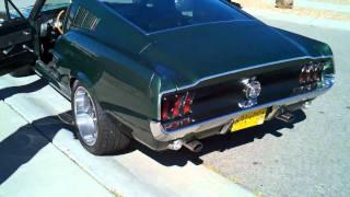 Download 67 Bullitt Fastback! Video