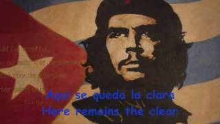 Download Hasta siempre Che Guevara Song + subtitles (English Spanish) Video