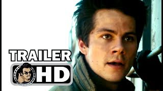 Download MAZE RUNNER 3: THE DEATH CURE Official Trailer (2018) Dylan O'Brien Sci-Fi Thriller Movie HD Video