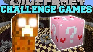 Download Minecraft: CANDY CREEPER CHALLENGE GAMES - Lucky Block Mod - Modded Mini-Game Video