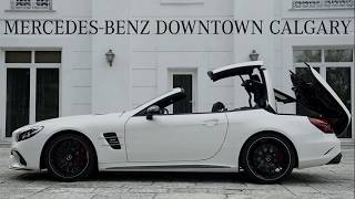 Download 2018 Mercedes-AMG SL63 / SL500 Video