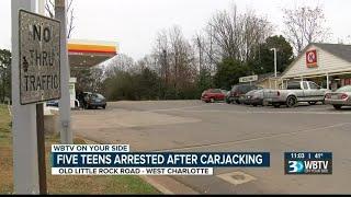 Download NC teens steal car after owner leaves AK-47 inside, police say Video