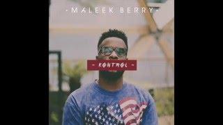 Download Maleek Berry - Kontrol (Audio) Video
