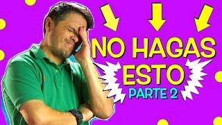 Download NO COMETAS ESTOS ERRORES EN INGLÉS!!!!! ( Parte 2 ) Video