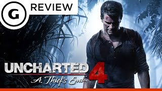 Download Uncharted 4: A Thief's End - Review Video