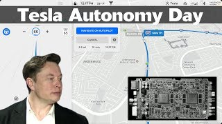 Download Tesla Autonomy Day 2019 - Full Self-Driving Autopilot - Complete Investor Conference Event Video
