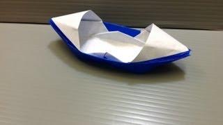 Download Daily Origami: 091 - Sampan Boat Video