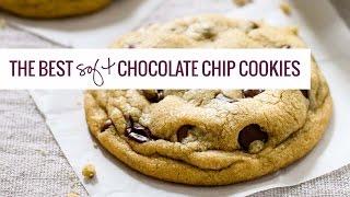 Download The Best Soft Chocolate Chip Cookies Video