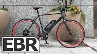 Download Schwinn Monroe 250 Video Review - $1.2k Affordable, Lightweight, Single Speed Electric Bike Video
