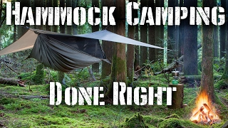 Download Hammock Camping Done Right: Tips and Required Gear Video