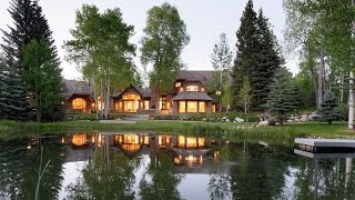 Download Breathtaking Highlands Estate in Aspen, Colorado Video