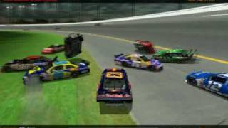 Download Nascar crashes ! (The game) 2009 Video