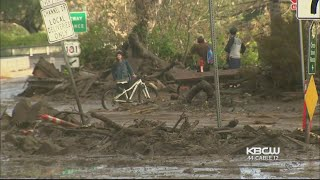 Download Montecito Community Devastated My Tragic Mudslide Video