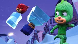 Download PJ Masks Full Episodes | GEKKO'S NICE ICE PLAN| 1 Hour Christmas Special | Cartoons for Children #87 Video