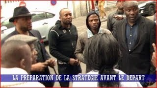 Download L'agression du Colonel Odon Mbo: Les combattants patrouillent tt Paris à la recherche de Papa Wemba Video