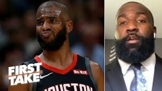 Download Kendrick Perkins: Chris Paul's biggest issue is his ego | First Take Video
