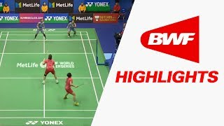Download Yonex-Sunrise Hong Kong Open 2017 | Badminton F – Highlights Video